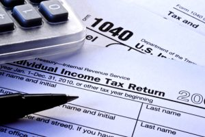 Taxes: So What's Next? by Nadine Riley